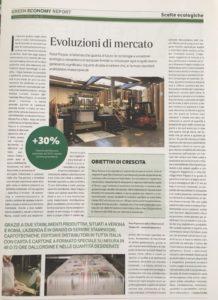 Intervista Nova Papyra sul giornale Green Economy! Leggete l'articolo..cosa ne p...